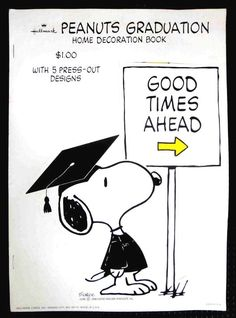 Snoopy Graduation Cliparts - Making-The-Web.com clipart royalty free stock