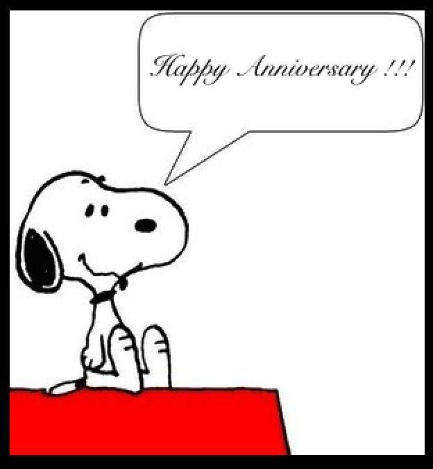 Snoopy happy anniversary clipart royalty free download Happy anniversary | Snoopy | Anniversary funny, Happy ... royalty free download
