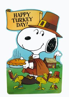 Snoopy happy thanksgiving clipart clip black and white download 76 Best Charlie Brown Thanksgiving images in 2017 | Charlie ... clip black and white download