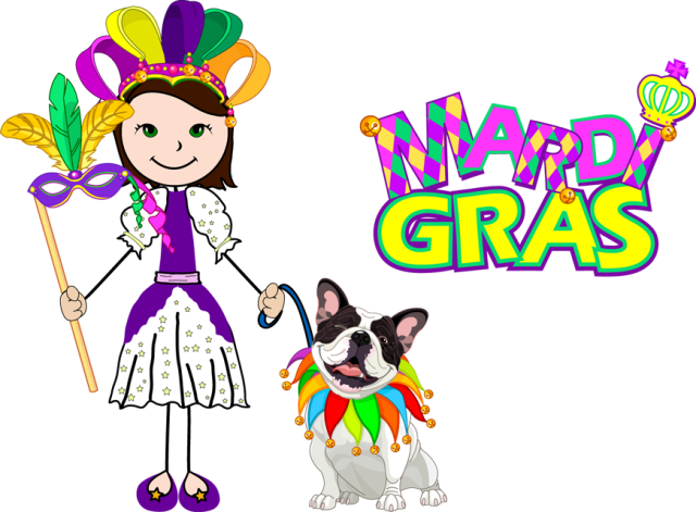 Snoopy mardi gras clipart png black and white download Free Mardi Gras Clip Art, Download Free Clip Art, Free Clip ... png black and white download