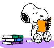Snoopy reading clipart transparent library Free Snoopy School Cliparts, Download Free Clip Art, Free ... transparent library