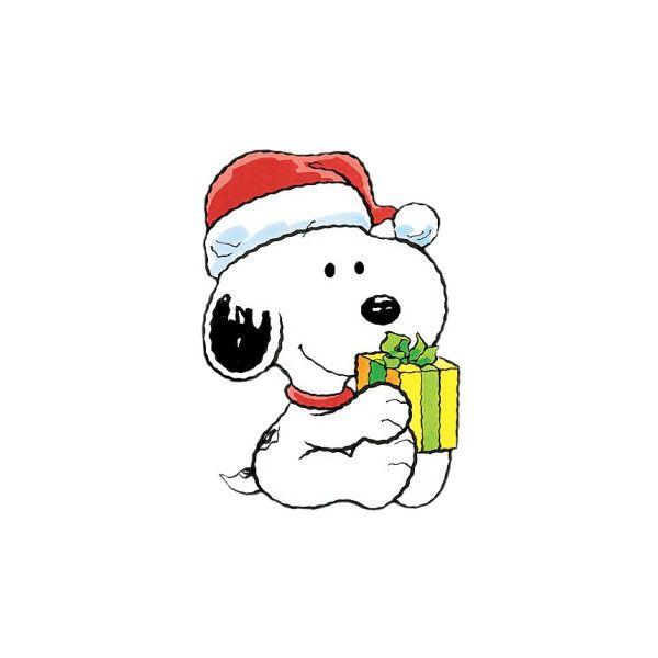 Snoopy winter clipart jpg royalty free Christmas Baby Snoopy Cartoon Clipart Image - I-Love ... jpg royalty free