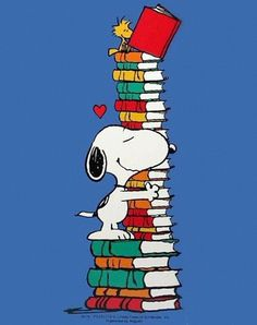 76 Best Snoopy/Peanuts Reading images in 2019 | Books to ... image free stock