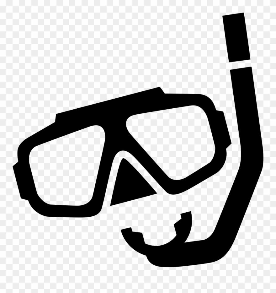 Snorkeling gear clipart jpg free download Diving & Snorkeling Masks Scuba Diving Underwater Diving ... jpg free download