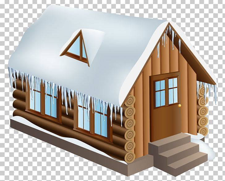 Snow cabin clipart graphic library library Snow House Winter PNG, Clipart, Building, Cabin House ... graphic library library