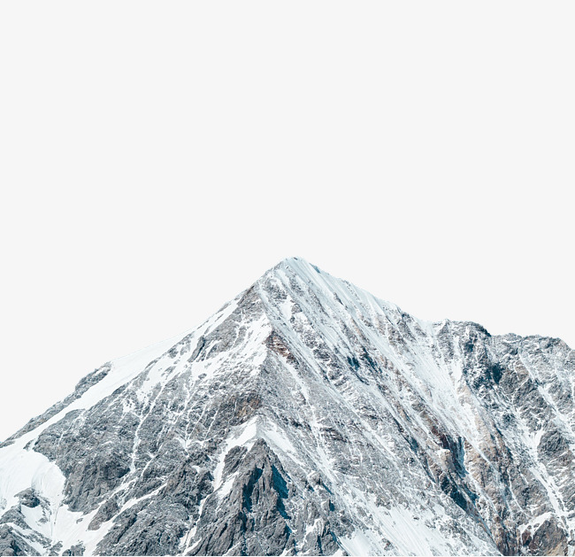 Snow capped peaks clipart svg free library Severe Snow Capped Mountains Snow Mountain Mountain Peak ... svg free library