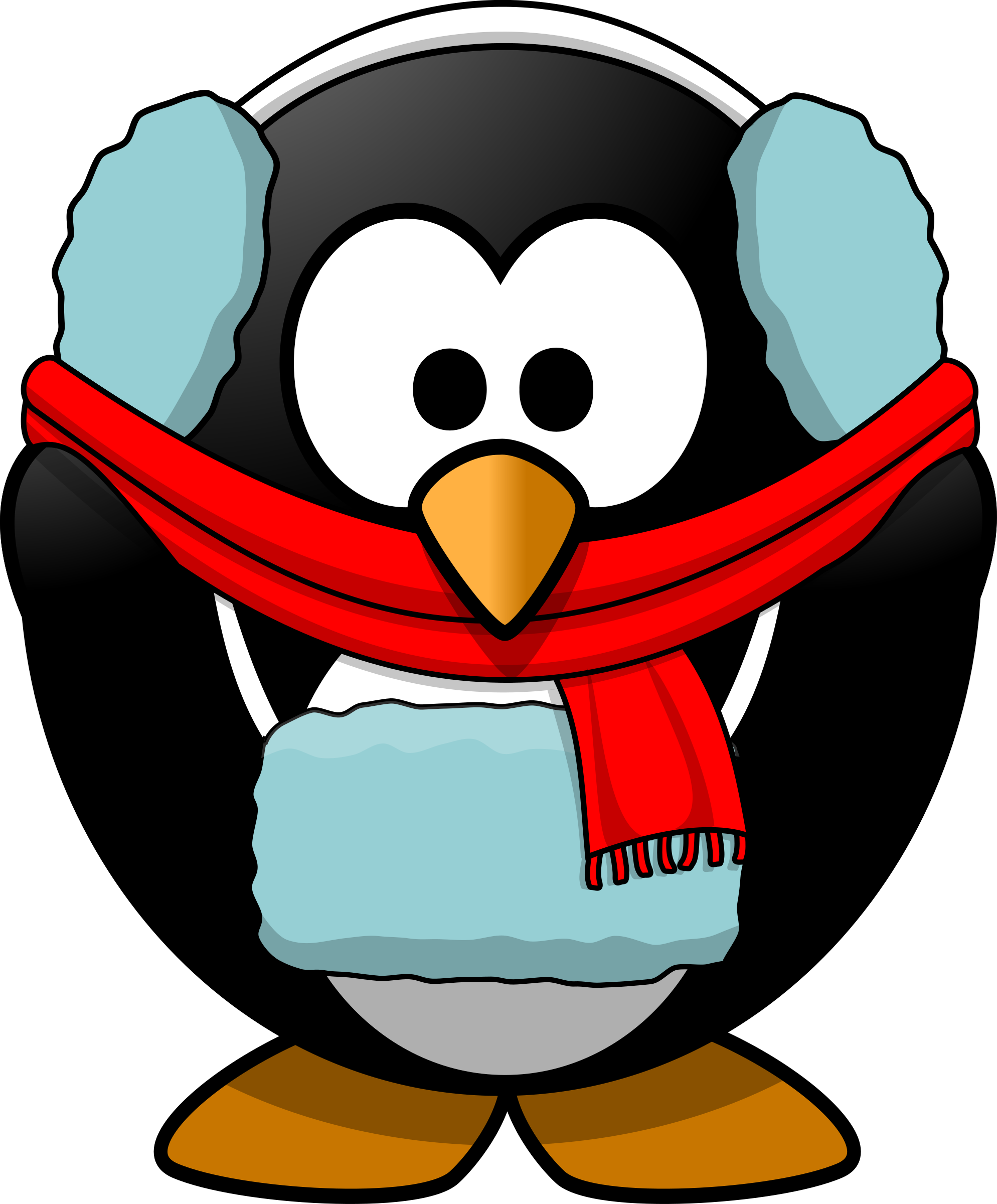 Snow car clipart banner transparent stock Penguin Clipart car - Free Clipart on Dumielauxepices.net banner transparent stock
