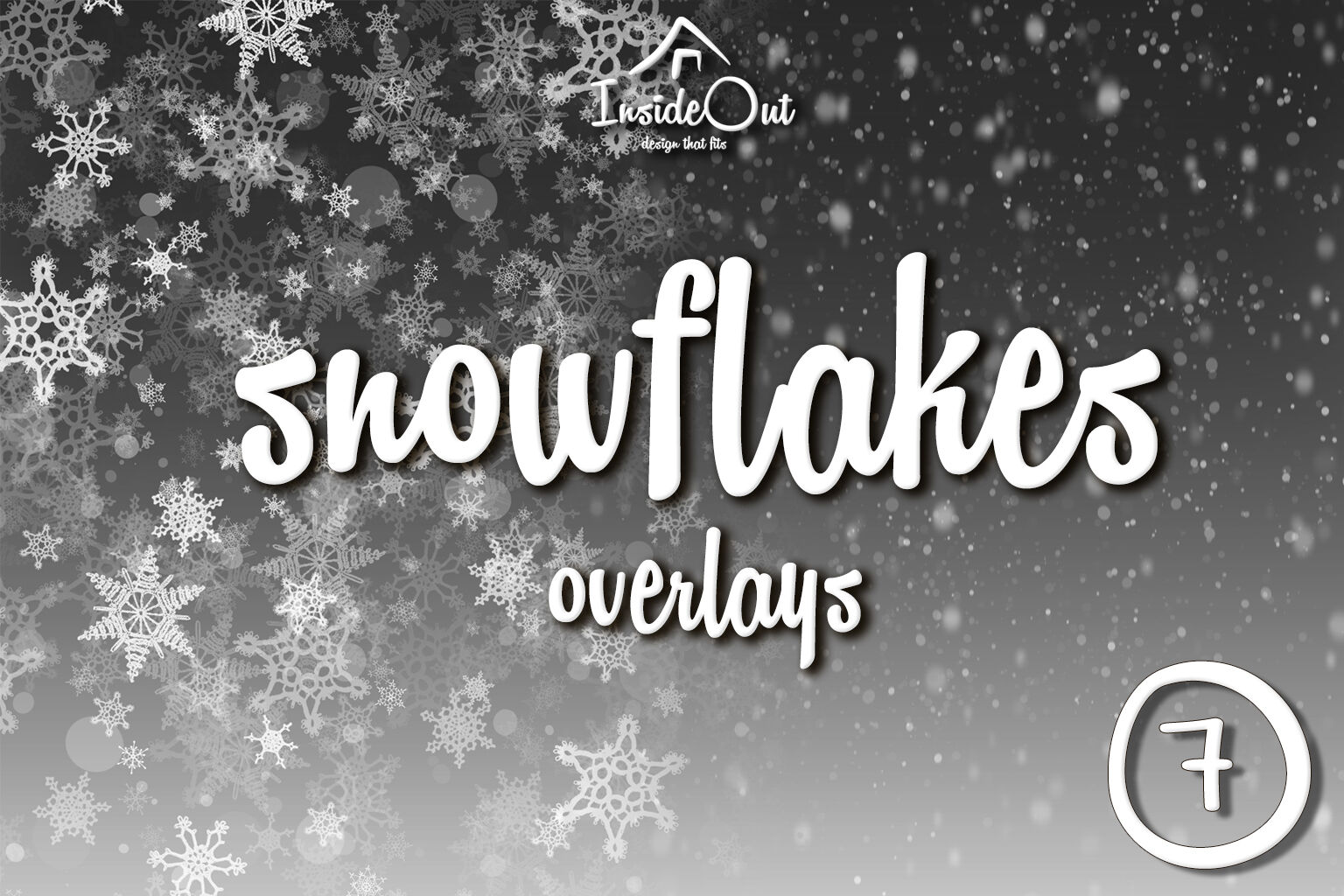 Christmas overlay clipart vector freeuse library Falling Snow Overlay Snowflake Clipart. Photoshop Christmas ... vector freeuse library