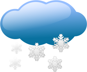 Snow clipart free images 3 - Cliparting.com banner freeuse library