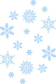 Snow fall clipart jpg freeuse library Blue Snow Falling Clip Art at Clker.com - vector clip art ... jpg freeuse library