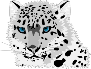 Snow leopard claw clipart picture black and white download Free Leopard Cliparts, Download Free Clip Art, Free Clip Art ... picture black and white download