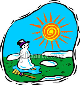 Winter melting into spring clipart clip library download Gallery For Snow Melting Clipart - Free Clipart clip library download