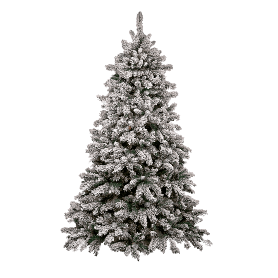 Tree with snow clipart freeuse library Christmas Tree Snow transparent PNG - StickPNG freeuse library