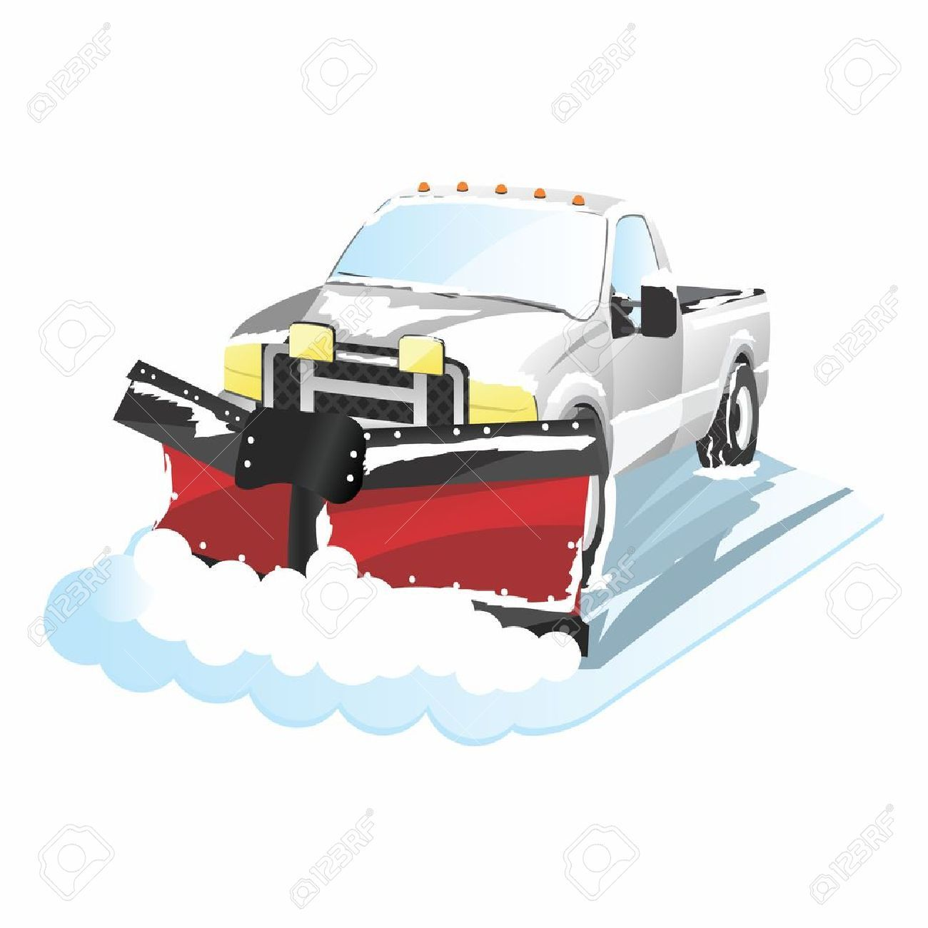 Snow removal clipart free clipart black and white download Snow plow clipart free 4 » Clipart Portal clipart black and white download