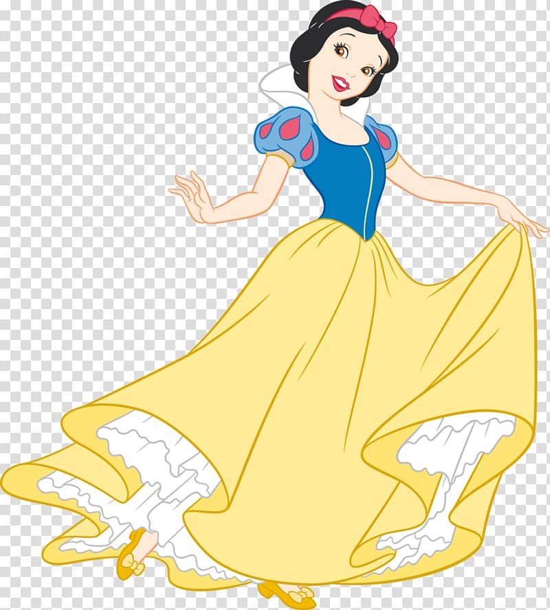 Snow white clipart transparent jpg freeuse stock Snow White, Snow White Elsa Evil Queen Seven Dwarfs, Snow ... jpg freeuse stock