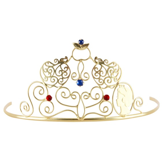 Snow white crown clipart clip art royalty free Snow White Gold Tiara #64121 - PNG Images - PNGio clip art royalty free