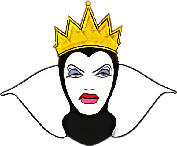 Snow white crown clipart banner free Evil Queen Snow White and the Seven Dwarfs Clip art - queen ... banner free