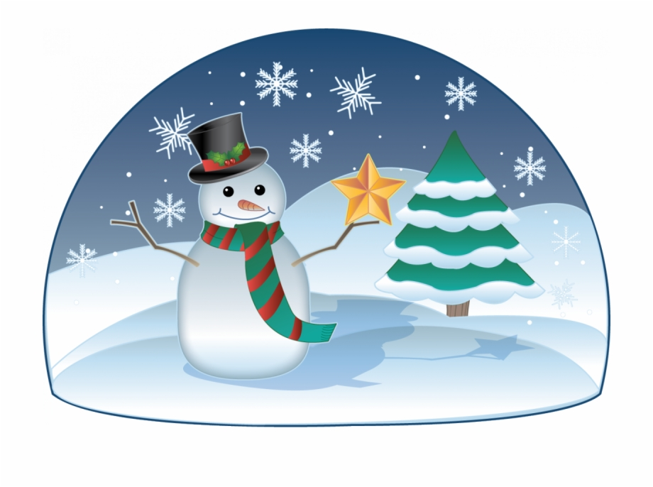 Snow winter clipart picture library library Snowman - Winter Clipart Free PNG Images & Clipart Download ... picture library library