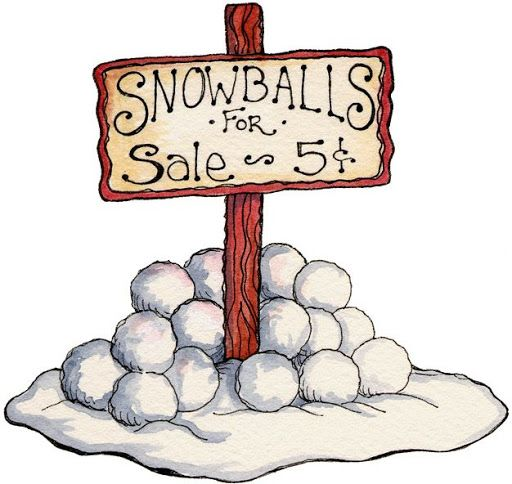 Snowballs clipart clipart free library Winter - Laurie Furnell | Craft Ideas | Indoor snowballs ... clipart free library