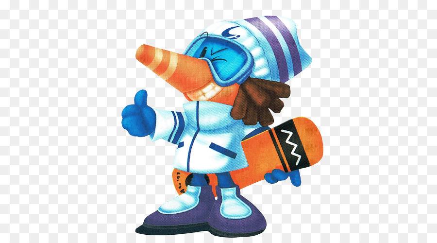 Snowboard Kids Cartoon png download - 500*500 - Free ... image