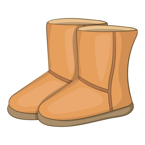 Snow boot clipart 4 » Clipart Station banner free library