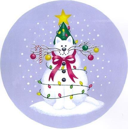 Snowcat clipart image free library Xmas Tree Snowcat ~*~ Stephanie Stouffer | snowcats ... image free library