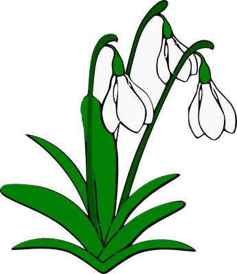 Snowdrop pictures clipart svg download Snowdrop clipart 1 » Clipart Portal svg download