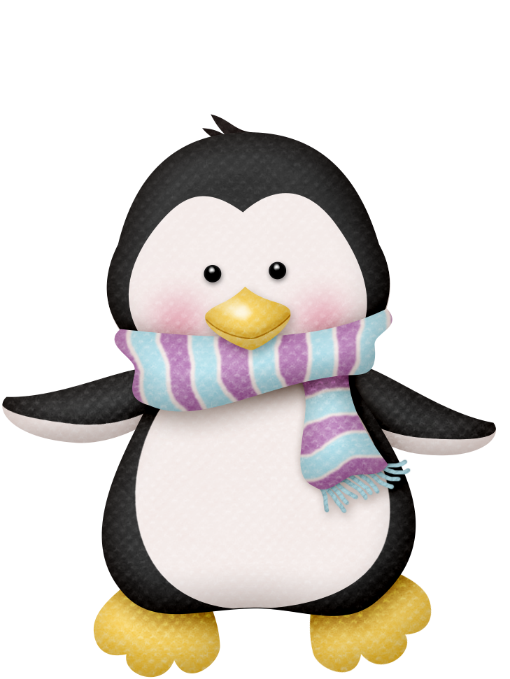 Winter wonderland penguin polar bear snowflake clipart free clip art freeuse library lliella_penguin2.png | Pinterest | Penguins, Clip art and Winter clip art freeuse library
