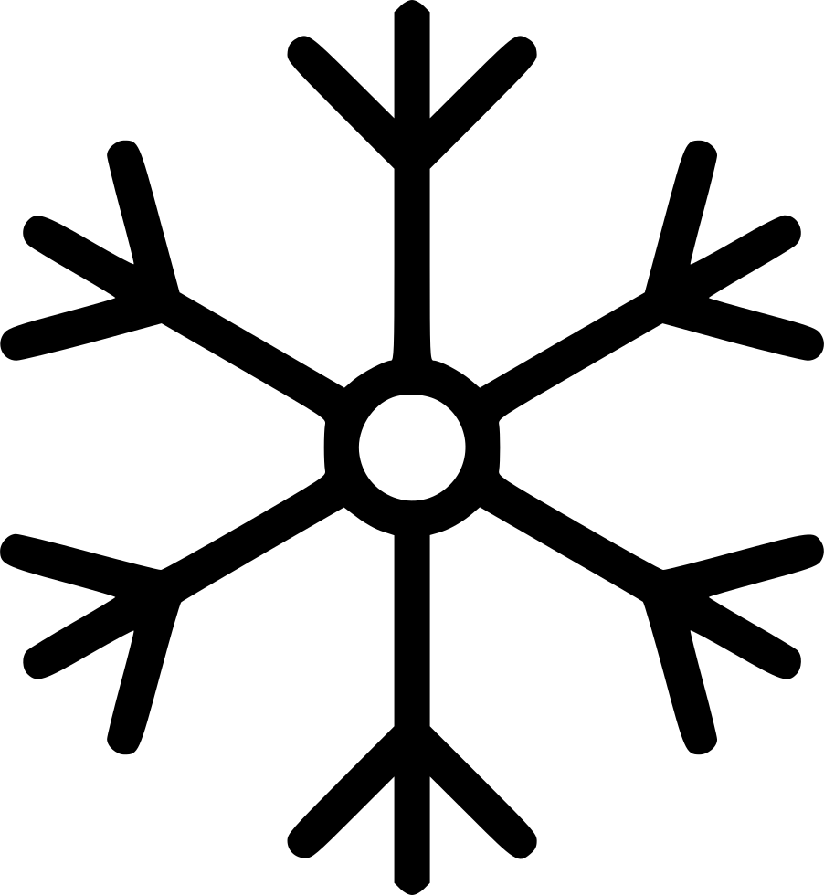 Snowflake arch clipart clip stock Snowflake Snow Winter Svg Png Icon Free Download (#569461 ... clip stock