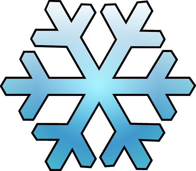 Snowflake bentley clipart jpg library stock Imagen gratis en Pixabay - Frío, Snow, Copo De Nieve, Clima ... jpg library stock