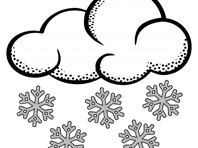 Snowflake black clipart vector free download 19 Snowing clipart HUGE FREEBIE! Download for PowerPoint ... vector free download