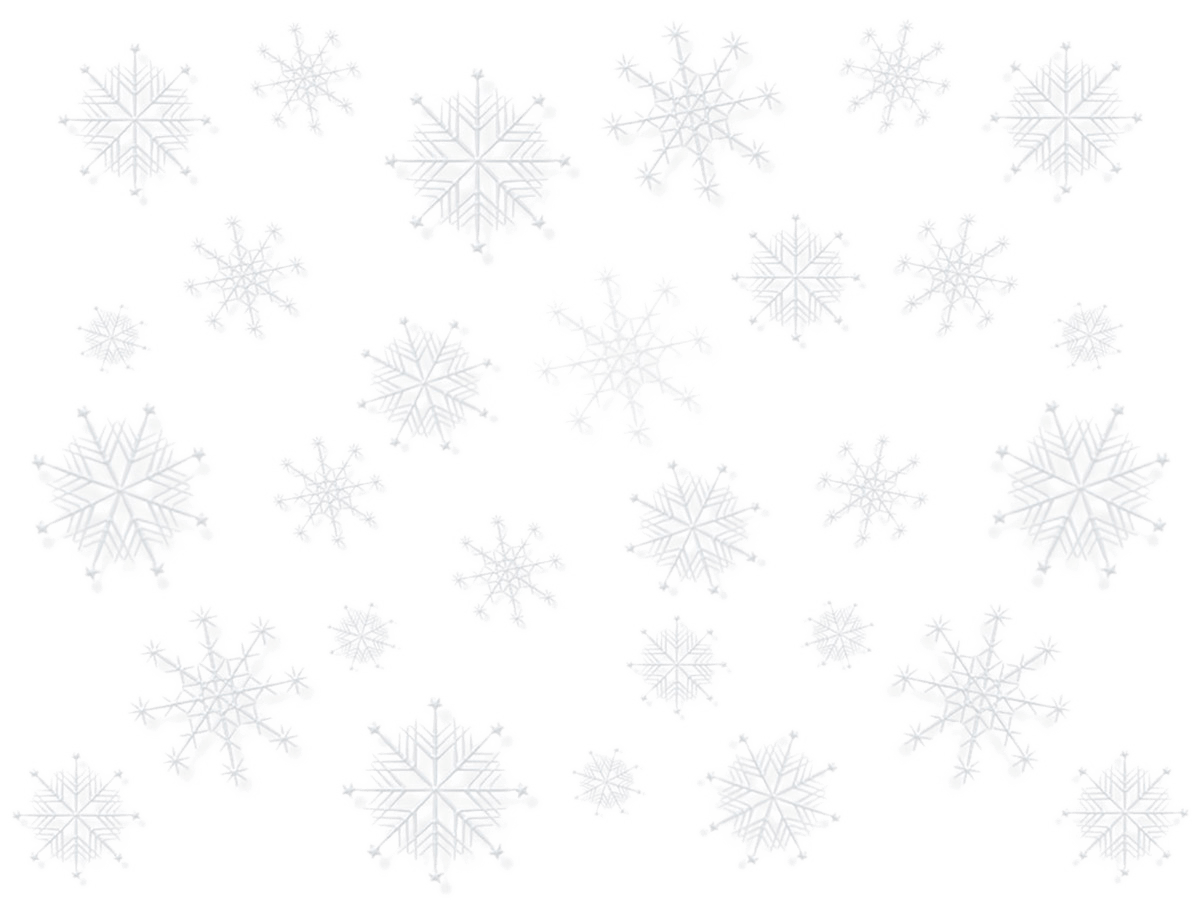 Snowflake black white corner clipart png download Snowflakes Overlay transparent PNG - StickPNG png download