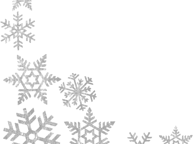 Snowflake border corners clipart png royalty free Snowflake Corner Cliparts 1 - 600 X 429 | carwad.net png royalty free