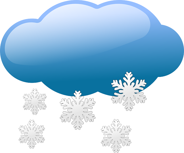 Snowflake clipart open middle vector free library Wild Weather Kitchen Experiments - An Open University Series ... vector free library