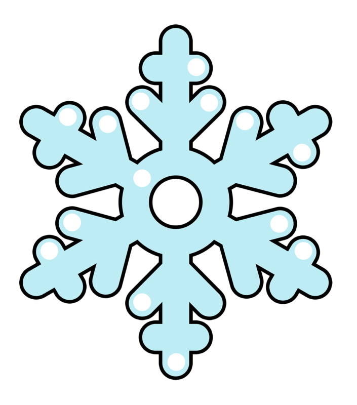 Snowflake clipart teal png free download FREE Snowflake Clipart Images & Photos Download【2018】 png free download