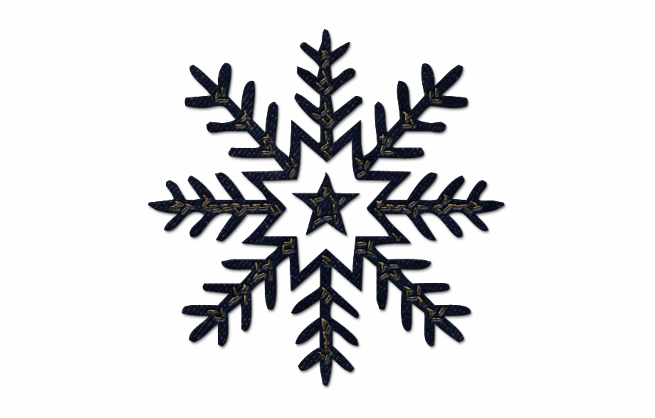 Snowflake clipart transparency svg black and white download Free Snowflake Transparent Background Png, Download Free ... svg black and white download