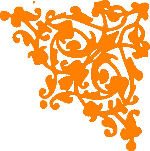 Snowflake corner border clipart clip art library download orange border png - Google Search | Frames | Pinterest clip art library download
