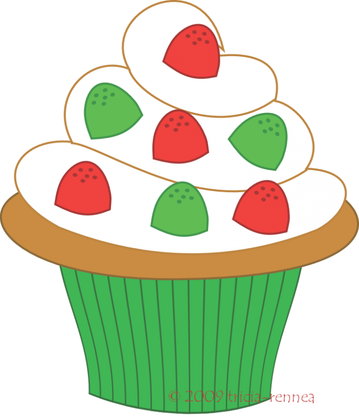 Snowflake cupcake clipart jpg library library 19 Cupcakes clipart spring HUGE FREEBIE! Download for PowerPoint ... jpg library library