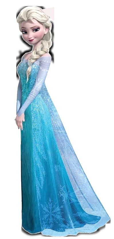 Snowflake dress clipart png transparent library Transparent Elsa Frozen PNG Clipart | DIY & Crafts that I love ... png transparent library