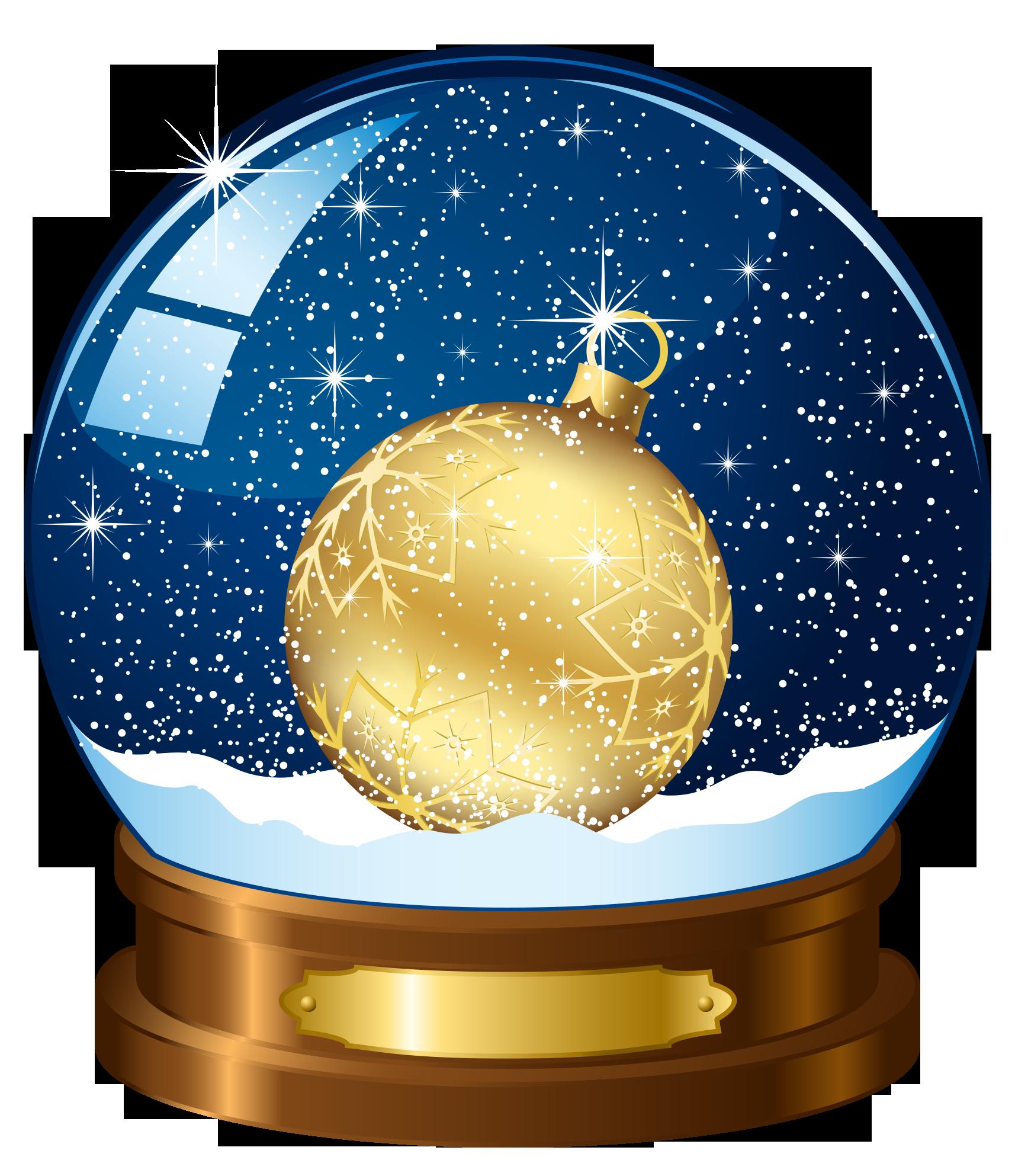 Snowflake globe clipart clipart library stock Rudolph Christmas tree Snow globe Wallpaper - Free Christmas crystal ... clipart library stock