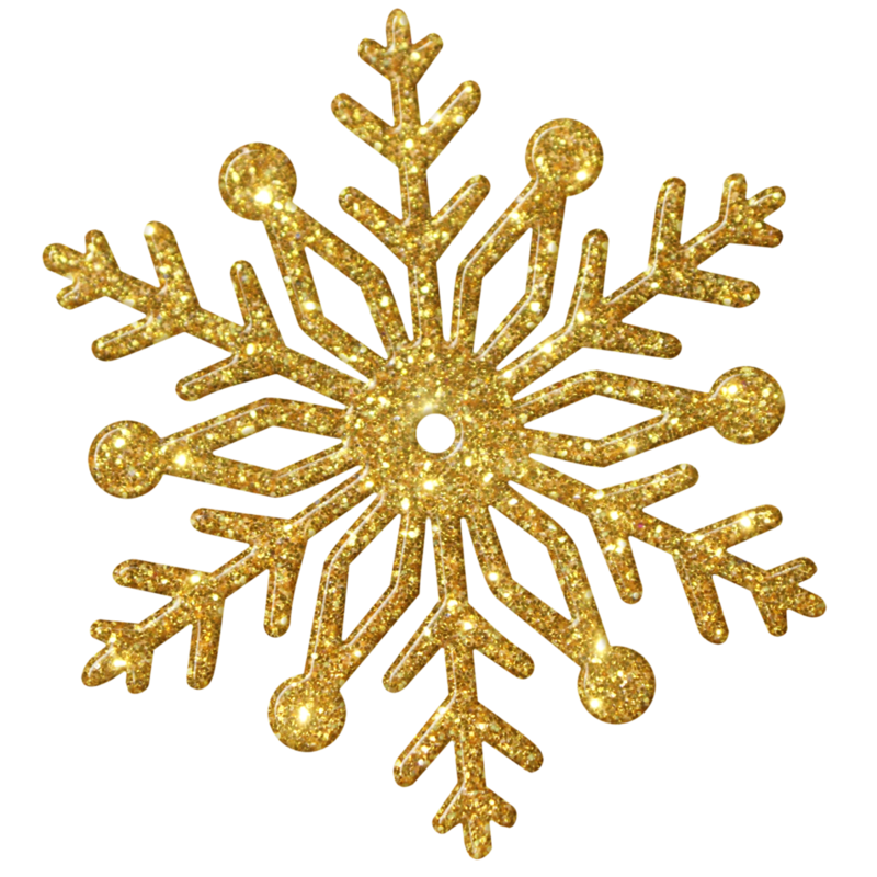 Snowflake gold free clipart clipart library stock Snowflake Clip art - snowflakes 800*800 transprent Png Free Download ... clipart library stock