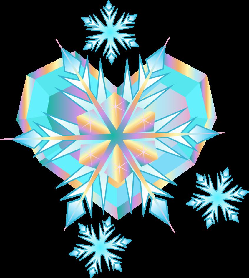 Snowflake heart clipart clip art Iridescent snowflake heart | Winter Wows | Pinterest | Winter clip art