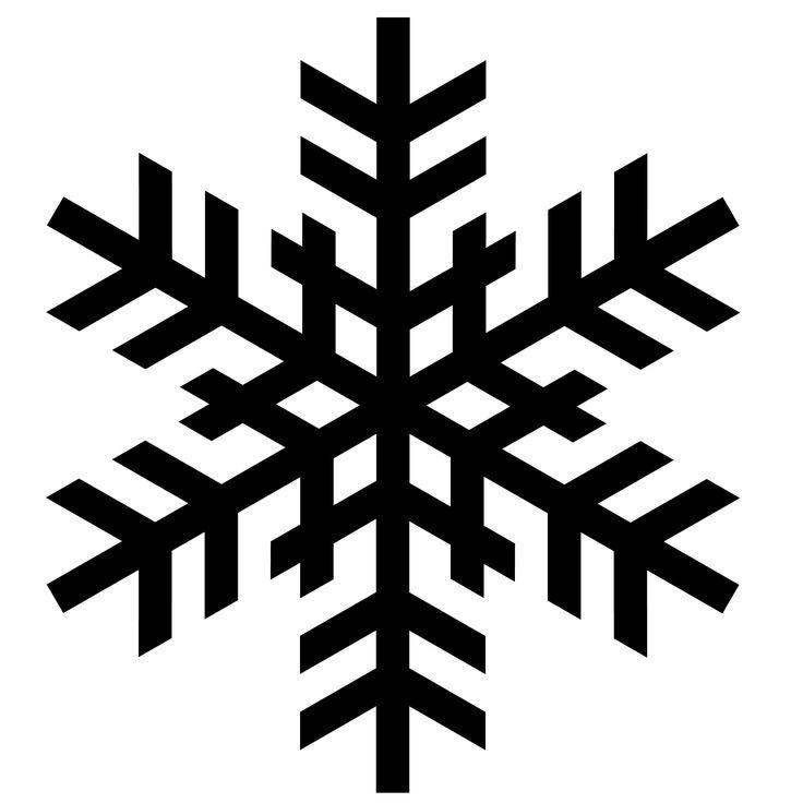 Snowflake profile pics clipart vector download Free Snowflake Silhouette Cliparts, Download Free Clip Art ... vector download