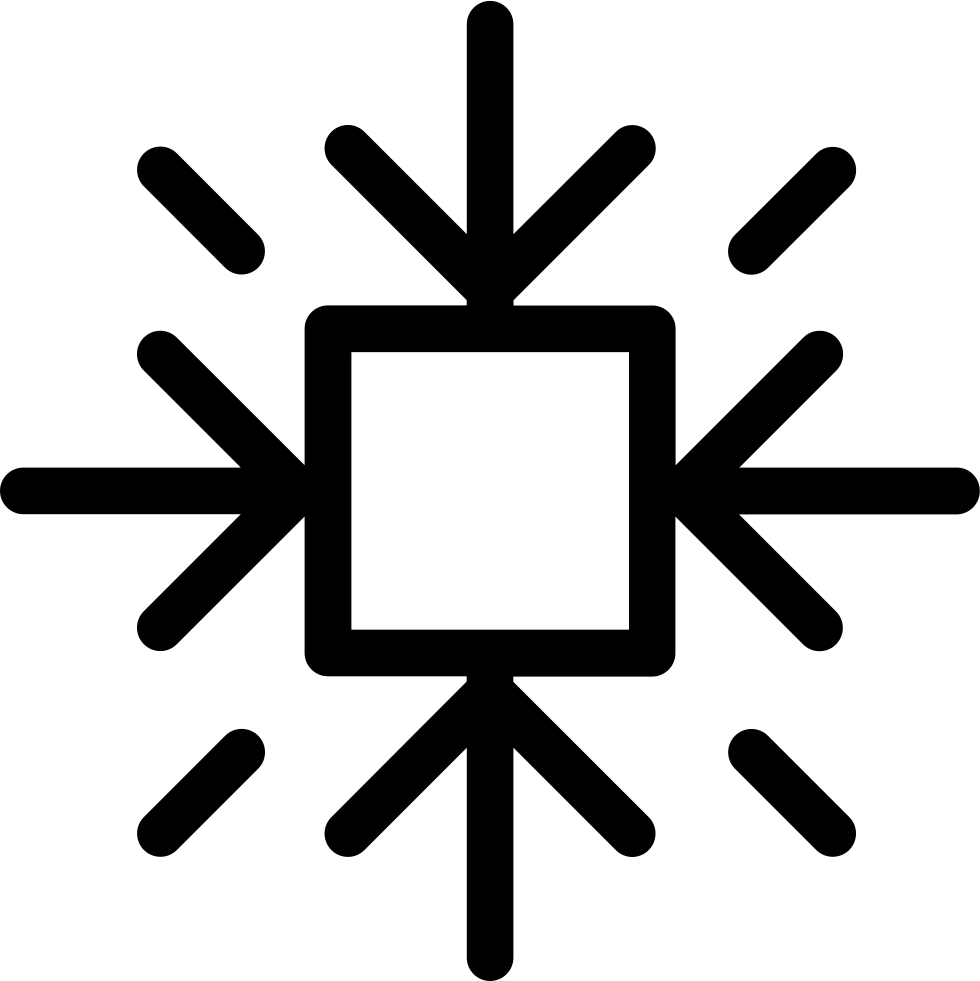 Snowflake serif clipart image black and white Snowflake Svg Png Icon Free Download (#39594) - OnlineWebFonts.COM image black and white