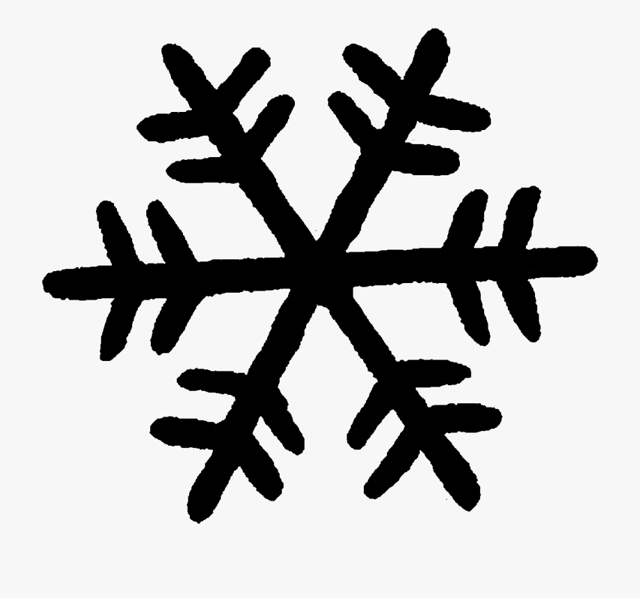 Snowflake silouette clipart vector stock Snowflakes Clipart Silhouette - Snowflake Silhouettes ... vector stock