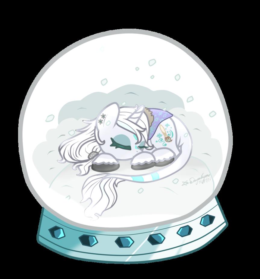 Snowflake sketch clipart royalty free stock MLP Chibi Crystal Snowflake by DragonEmpress666 on DeviantArt royalty free stock