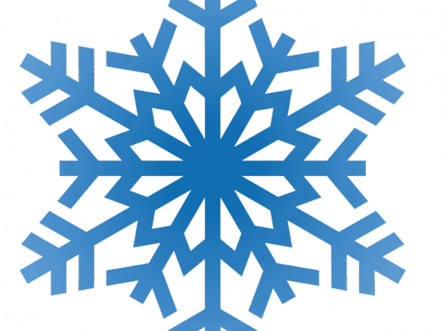Snowflake strand clipart clipart stock Winter Wonderland Clip Art Borders - Alternative Clipart Design • clipart stock