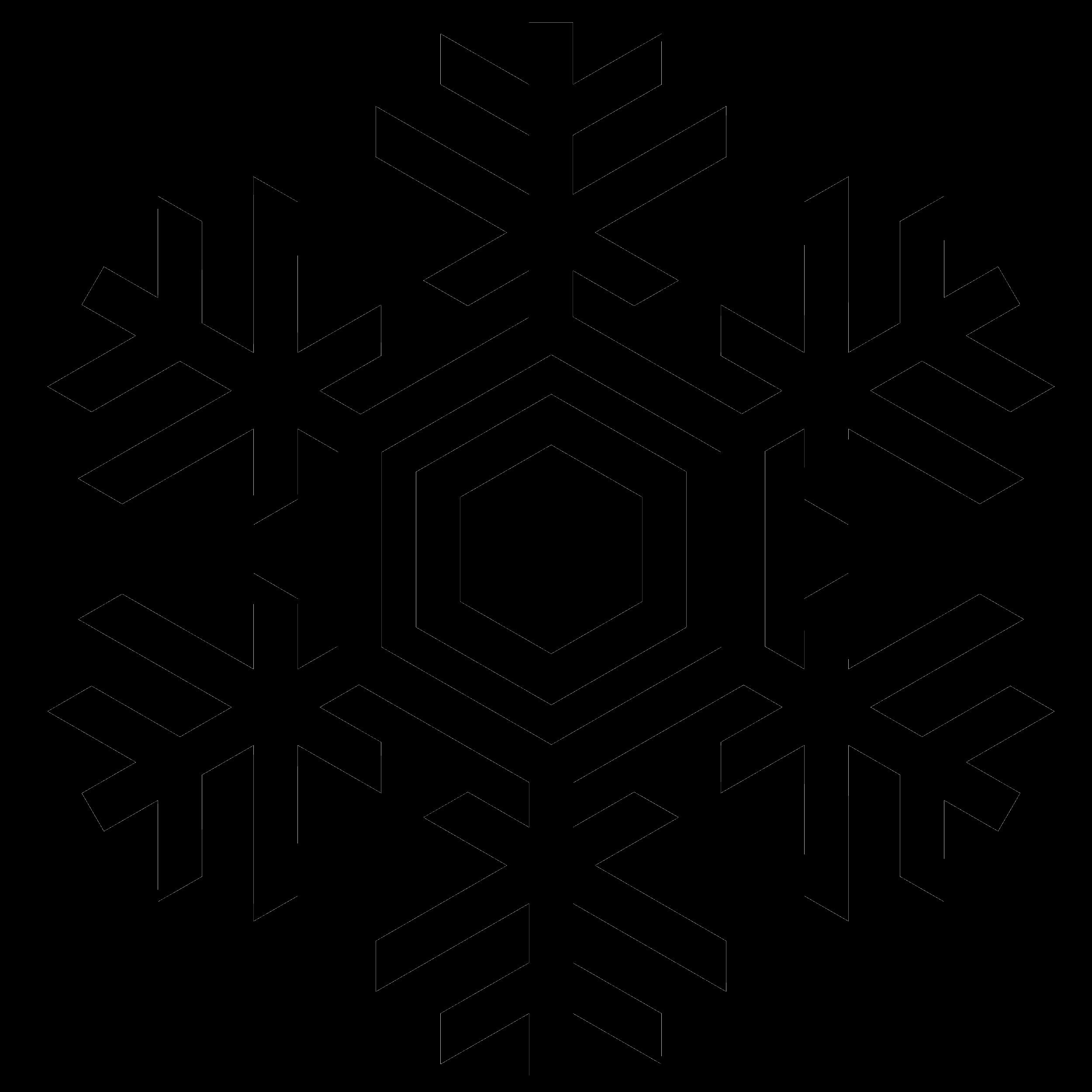 Snowflake vector clipart jpg free download Snowflake Euclidean vector Clip art - Snowflake Silhouette Png Image ... jpg free download