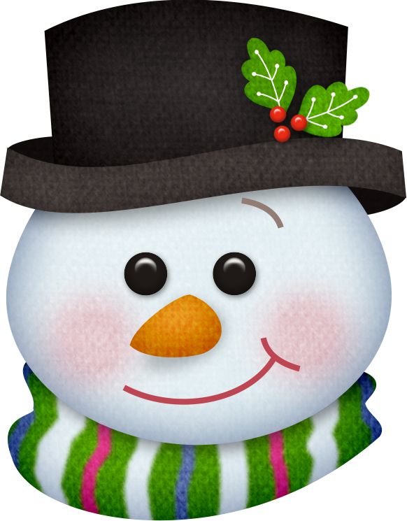Snowflake with snowman face clipart picture free lliella_WCheer_snowman2.png | Pinterest | Snowman, Snowman faces and ... picture free