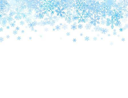 Snowflakes clipart borders clip art black and white Snowflakes clipart borders » Clipart Portal clip art black and white